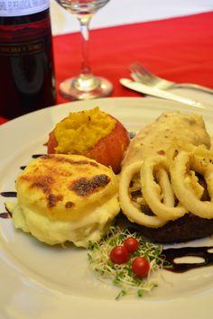 Restaurante Bar Carnes y Olivas 310 3169262 - 7321368  Cra 10 No 11 - 55  Villa de Leyva, Boyaca