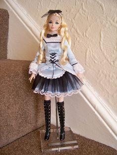 Dynamite Girl as Alice
