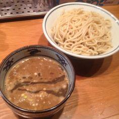 つけ麺@月と龍