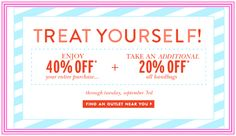 Big Kate Spade Labor Day Sale. Check out the details at http://www.monstermisa.blogspot.com/2013/08/kate-spade-labor-day-sale.html