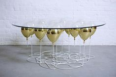 UP Balloon Coffee Table. DUffy London