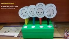 Autismus Arbeitsmaterial: Emotionen-Box