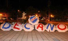 #NocheTricolor Grande, Twitter, Biomes, Club Nacional De Football, Uruguay, Mugs, Sports