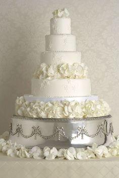 Peggy Porschen Iced Wedding Cake Collection Pictures (BridesMagazine.co.uk)