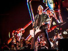 Music Wallpaper: Metallica - Rock in Rio