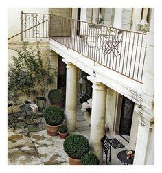 ♥ Inspirations, Idées & Suggestions, JesuisauJardin.fr, Atelier de paysage Paris, Stéphane Vimond Créateur de jardins #garden #jardin #jardincontemporain #gardendesign #urbangarden #jardindeville #deck #terrasse