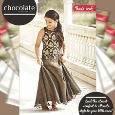 Lend utmost comfort and ultimate #style to your little ones with #Chocolate Family apparels  www.chocolatefamily.com