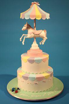 carousel cake - Google Search