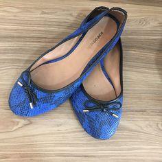 Dressbe   #sapatilha #azul #moda #fashion