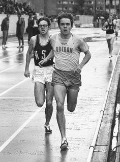 """Happy birthday to the legend, Steve Prefontaine. Running Form, Running Race, Marathon Running, Trail Running, Oregon Track And Field, Track Field, 1972 Olympics, Steve Prefontaine, Running Quotes"