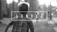 Sonder | The Dictionary of Obscure Sorrows  Because this is epic.. aaaand now also my new favorite word for this year :)