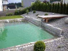 schwimmteich garten - Google-Suche