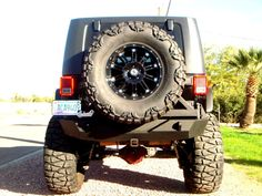 Jeep Wrangler Unlimited Rubicon with XD Hoss Wheels and Nitto Mud Grappler Tires Classe G 6x6, American Auto, Custom Jeep, Jeep Wrangler Unlimited, Rubicon, Car Manufacturers, Mud, Dream Cars, Monster Trucks
