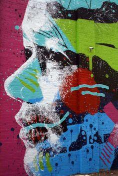 Artist :Askew #streetart #graffiti #Street art
