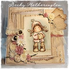 Beautiful Colors - Cards By Becky: