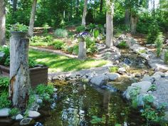 A tranquil pond can be the finishing touch of a good design — and even better when it fits seamlessly with the style and tone of the landscape. These beautiful ponds are imbued with a sense of place.