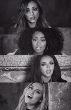Little Mix - Little Me love this song! Leigh Anne Pinnock Perrie Edwards Jesy Nelson Jade Thirlwall yall inspire me so much! Jesy Nelson, Perrie Edwards, Little Mix Updates, My Girl, Cool Girl, Girl Bands, Little My, Celebs, Celebrities