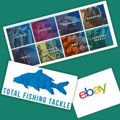 Find the Latest Fishing Tackle Products, Savings & Deals at Total Fishing Tackle eBay Store:ebay.to/2EnOgAW