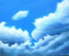 宇宙画「cloud」[MARIKO]   ART-Meter