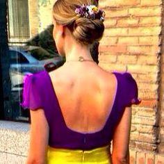 Espaldas preciosas. Clara Brea.