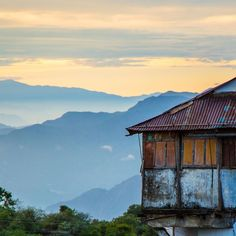 A British colonial-era house in Mussoorie | Landour cantonment | Uttarakhand | Himalayas | Hill stations in India | Ruskin Bond | Pahari Wilson | Sir George Everest | Conde Nast (29 Jan, 2016)