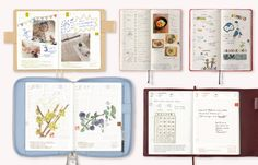 hobonichi The first time towards - almost day pocketbook 2016