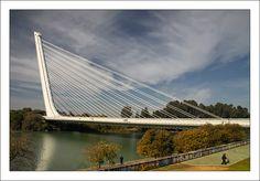 Alamillo's Bridge - siviglia, Sevilla