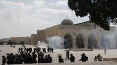 Izraelska policija upala u Al-Aqsu u sukobima povrijeđeno nekoliko osoba!