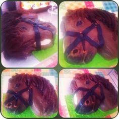 """12 """"Μου αρέσει!"""", 3 σχόλια - Irene-Armida Gidali (@elvira_rene1976) στο Instagram: """"#horsecake #cakes #modelingchocolate #cakedecorating #horse#chocolatecake"""""""
