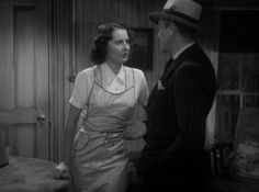 Barbara Stanwyck, Internes Can't Take Money (1937)