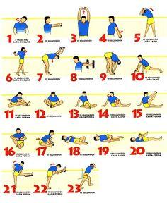 Como arrumar a postura do corpo - Alongamento