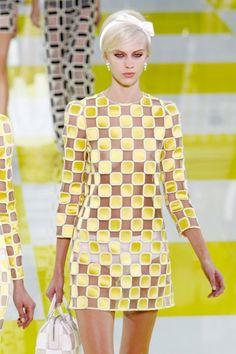 #Trend: Checker, Louis Vuitton.