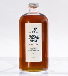Vermont Maple Syrup Quart | Collections Farmer's Market | Bobo's Mountain Sugar | Scoutmob Shoppe | Product Detail