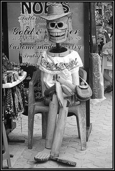 La muerte Mexicana.....espera