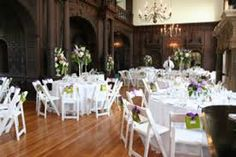wedding : Branford House interior