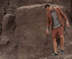 campaign shoot of [REPLIKA] by #marcstone Latest Mens Fashion, Spring Summer, Summer 2014, Summer Collection, Dapper, Normcore, Stone, Guys, Men's Style