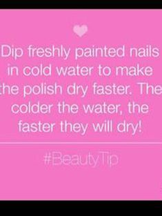 15 Nail Polish Tips and Tricks For A Perfect DIY anicure   Gurl.com