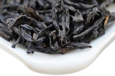 Oolong teas are primarily produced in China and Taiwan. Lightly oxidised oolong tea resembles green teas and more heavily oxidised teas resemble black teas. Oolong Tea, Jin, Cabbage, Vegetables, Food, Essen, Cabbages, Vegetable Recipes, Meals
