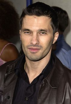 Olivier Martinez is gorgeous!
