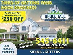 Get your new roof scheduled today!