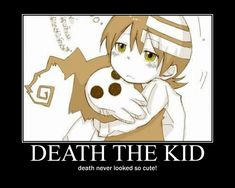 death never looked so cute! :3