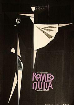 Zbigniew Kaja Romeo and Juliet 1960