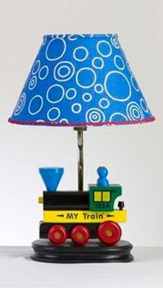 Railroad express train lamp shade home pinterest lampshades yessicas collection 4095 train lamp and shade httpamazondpb00a3g52mwrefcmswrpiawdlmwwzwb0qmnk2g aloadofball Choice Image