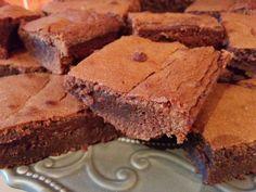 Brownie au chocolat au Cook Expert de @Magimix - Confidences de maman