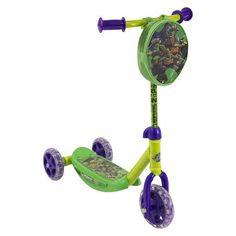 Teenage Mutant Ninja Turtle 3 Wheel Scooter