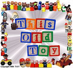 FP Toy ID Site