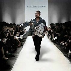 """The Palestine Show""! The World Is Just Watching."