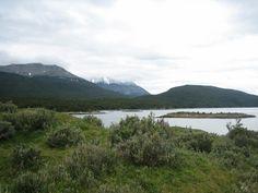 Tierra del Fuego, Argentina. Bahía Lapataia