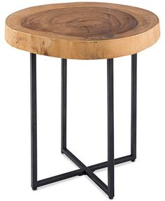 Arcadia End Table, Direct Ship - Furniture - Macy's