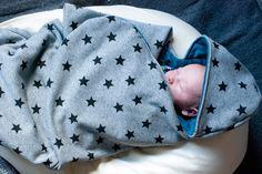 Freebook Maxicosy Decke, Decke für Maxicosy nähen, Nähen fürs Baby